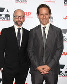 Jim Rash, Nat Faxon — Stock Photo