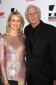 Naomi Watts, Bruce Dern — Stock Photo