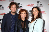 Jack Henry Robbins, Susan Sarandon, Eva Amurri Martino — Stock Photo