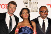 Scott Foley, Kerry Washington, Columbus Short — Stock Photo