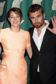 Shailene Woodley, Theo James — Stock Photo