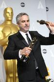 Alfonso Cuaron — Stock Photo