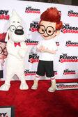 Mr. Peabody, Sherman — ストック写真