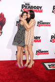 Ariel Winter, Shanelle Workman — 图库照片