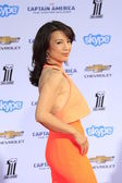 Ming Na Wen — Stock Photo