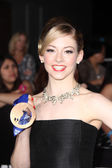 Gracie Gold — Stock Photo