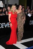 Kate Winslet, Shailene Woodley — Stock Photo