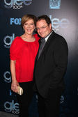 Romy Rosemont, Stephen Root — Stock Photo