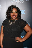 Amber Riley — Foto Stock