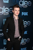 Chris Colfer — Foto de Stock