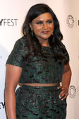 Mindy Kaling — Foto Stock