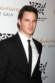 Matt Lanter — Stock Photo