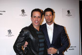 Christian LeBlanc, Rib Hillis — Stock Photo