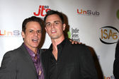 Christian LeBlanc, Darin Brooks — Stock Photo