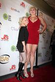 Jaycee Jewel, Lindsay Kay Haward — Stock Photo