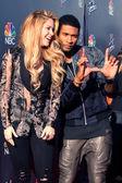 Shakira, Usher — Stock Photo