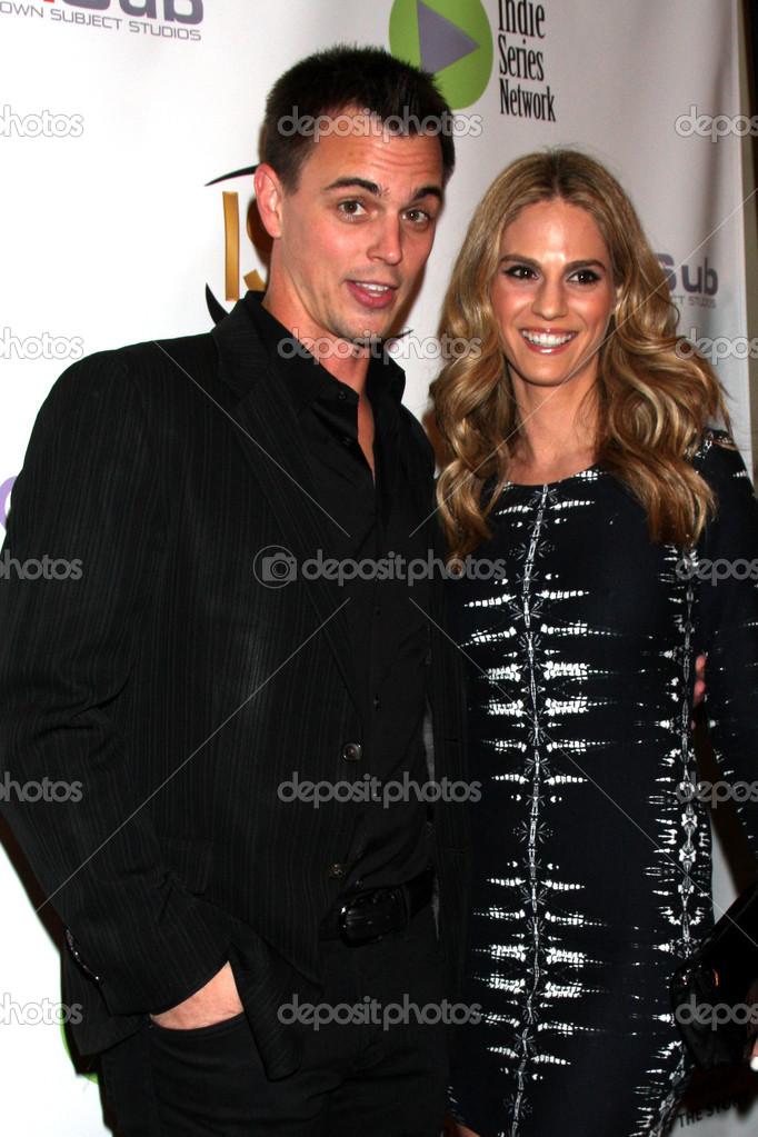 Darin Brooks And Kelly Kruger Darin Brooks Kelly Kruger