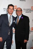 Matt Bomer, Willie Garson — Stock Photo