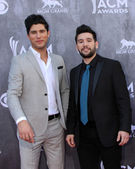 Dan Smyers, Shay Mooney, Dan & Shay — Stock Photo