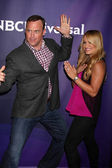 Matt Iseman, Jenn Brown — Stock Photo