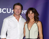 Matt Passmore, Stephanie Szostak — Stock Photo