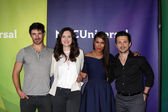Eoin Macken, Jill Flint, Daniella Alonso, Freddy Rodriguez — Stock Photo
