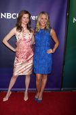 Lennon Parham, Jessica St. Clair — Stock Photo