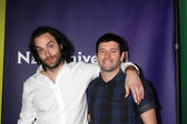 Chris D'Ella, Brent Morin — Stock Photo