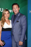 Julie Benz, Grant Bowler — Stock Photo