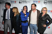 David Arquette, Rosanna Arquette, Alexis Arquette, Richmond Arquette, Patricia Arquette — Stock Photo