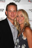 Cole Hauser, Cynthia Daniel — Stock Photo