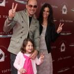 John Varvatos and Family — Stock Photo #44582169