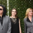Постер, плакат: Gene Simmons Sophie Simmons Shannon Tweed