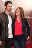 Darren Le Gallo, Amy Adams — Stock Photo