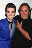 Drake Bell, Talon Reid — Stock Photo
