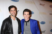 Josh Peck, Drake Bell — Stock Photo