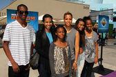 Daphne Wayans, Nala Wayans, guests — Stock Photo