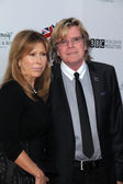 Mireille Noone, Peter Noone — Stock Photo