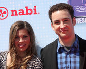 Danielle Fishel, Ben Savage — Stock Photo