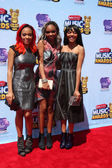 McClain Sisters, Lauryn McClain, Sierra McClain, China Anne McClain — Stock Photo