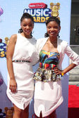 Chloe & Halle — Stock Photo