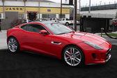 2014 Jaguar F Type Coupe — Stock Photo