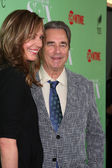 Allison Janney, Beau Bridges — Stock Photo