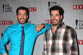 Drew Scott, Jonathan Scott — Stock Photo