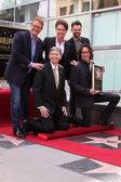 Doug Davidson, Richard Marx, Jason Thompson, Leron Gubler, Rick Springfield — Stock Photo