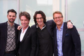 Jason Thompson, Richard Marx, Rick Springfield, Doug Davidson — Stock Photo