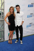 Candace Cameron Bure, Mark Ballas — Stock Photo