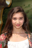 Rowan Blanchard — Stock Photo