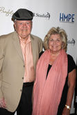 Dick Van Patten, Pat Van Patten — Stock Photo