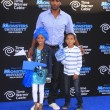 Постер, плакат: Boris Kodjoe daughter Sophie son Nicolas